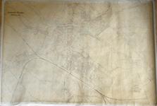 1566-KD001138 Gemeente Zwolle met naaste omgeving Kadasterkaart van Zwolle: het westelijk deel van het centrum, de ...