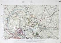 1688-KD001169 Zwolle, nr. 304 Topografische kaart van het noordelijk deel van de gemeente Zwolle, met een deel van de ...