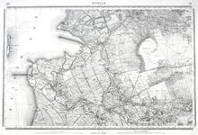 2100-KD001262 Zwolle, 21 Fascimile-uitgave, door de topografische dienst, van de topografische kaart van Noordwest ...