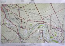 294-KD001353 Wilsum 303 Kopie van de topografische kaart van de IJssel tussen Spoolde en Kampen. Verkend in 1865 en ...