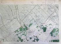 418-KD001370 Wezep 319 Kopie van een topografische kaart van Wezep en omgeving. De kaart is verkend in 1865 en 1871. ...