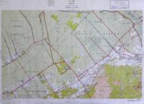 422-KD001374 Wezep 319 Kopie van een topografische kaart van Wezep en omgeving. Verkend in 1930 en 1931. Minder hei op ...