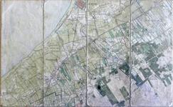 426-KD001378 Elburg 336 Topografische kaart van Noord Veluwe. Elburg, Oldebroek en het gebied ten zuiden ervan. De ...