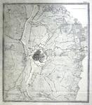 728-KD001466 Zutphen blad nr. 6 Zelsde blad van de altlas van de IJssel door L.J.A. van der Kun en R. Musquetier. ...