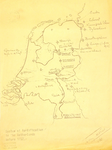766-KD000303 System of fortification in the Netherlands before 1702 Vestingwerken in Nederland van voor 1702: Nieuwe ...