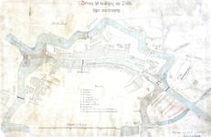 796-KD000333 Onwerp tot beveiliging van Zwolle tegen overstrooming. Ontwerp van omlegging van een deel van de ...