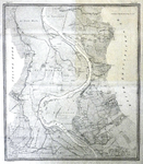837-KD001468 Gorssel blad nr. 7 Zevende blad van de altlas van de IJssel door L.J.A. van der Kun en R. Musquetier. ...