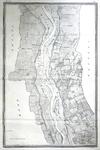 840-KD001471 Olst blad nr. 9 Negende blad van de altlas van de IJssel door L.J.A. van der Kun en R. Musquetier. ...