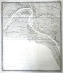 845-KD001476 Zalk blad nr. 13 Supplement bij het dertiende blad van de atlas van de IJssel door L.J.A. van der Kun en ...
