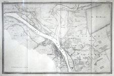 847-KD001478 Kampen blad nr. 15 Vijftiende blad van de atlas van de IJssel door L.J.A. van der Kun en R. Musquetier. ...