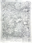855-KD001486 Buurse, Niederlande 438 Topografische kaart met in de linkerbovenhoek een stukje Zuid-Twente rondom ...