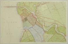 917-KD000347 Situatie van het Zwolsche Diep met aanwijzing van alle daarop betrekking hebben- de Delimitatiën, ...