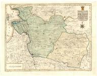 792-KD000329 Nieuwe kaart   van   Over IJssel   behoorende   tot het Vaderlandsch   Woordenboek van   Jacobus Kok.   ...