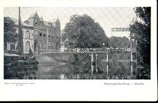 1238 PBKR3202 Zicht vanuit het nooroosten op de Sassenpoortenbrug (ophaalbrug 1861-1907) en de Burg. van Roijensingel ...