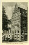 1433 PBKR6096 In 1567 werd het pand aangekocht door Herbert Dapper, een in de haringhandel rijk geworden lid van het ...