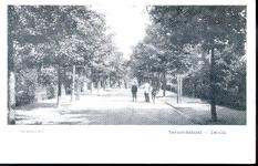 409 PBKR3637 De Terborchstraat gezien vanaf het Stationsplein, ca. 1900., 1900-00-00