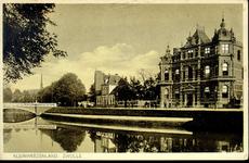 4817 PBKR0348 Klein Weezenland, ca. 1920, (vanaf 1933 Burgemeester van Roijensingel) met geheel rechts nr 18, voormalig ...