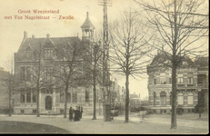 4999 PBKR0386 Klein Weezenland 9-I, ca. 1915-1917 (vanaf 1933 Burgemeester van Roijensingel), in 1914 gebouwd als ...