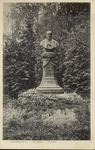 5162 PBKR2704 Borstbeeld van E.J. Potgieter (1808-1875), gemaakt door beeldhouwer Charles van Wijk, geplaatst 1908 naar ...