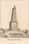 581 -TP000159 Grafmonument van dichter Rhijnvis Feith (1753-1824), op de Algemene Begraafplaats Meppelerstraatweg, ...