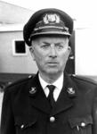 90571 Portret van C. Huigen, commandant van de vrijwillige brandweer De Meern van 1951 tot 1968.