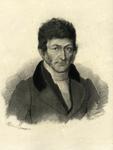 31942 Portret van G.J. van Klinkenberg, geboortejaar onbekend, apotheker en verzamelaar van naturaliën, overleden 1841. ...