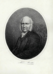 31788 Portret van Nicolaas Beets, geboren 1814, Hervormd predikant te Utrecht (1854-1874), hoogleraar in de theologie ...
