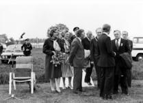 90803 Afbeelding van de Oranjefeesten en de viering van het 60-jarig bestaan van de Oranjevereniging De Meern, tijdens ...