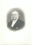 31789 Portret van Nicolaas Beets, geboren 1814, Hervormd predikant te Utrecht (1854-1874), hoogleraar in de theologie ...