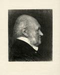 31790 Portret van Nicolaas Beets, geboren 1814, Hervormd predikant te Utrecht (1854-1874), hoogleraar in de theologie ...