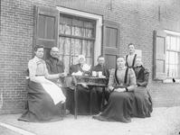 1; De familie Korver te Baambrugge