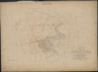 9; Kaart van de gemeente Weesp