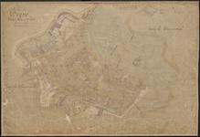 10; Kadastrale kaart gemeente Weesp sectie A schaal 1:1250