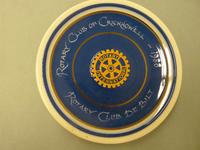 56 Herdenkingsbord Rotary Club De Bilt