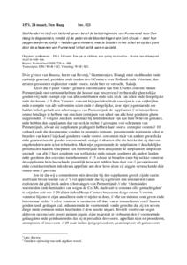 821 Transcriptie en vertaling