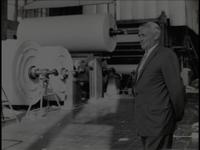 357 De Edele Kikker, opgedragen aan de directeur J.A. Allan, Op 1 september 1961 was directeur J.A. Allan 40 jaar aan ...