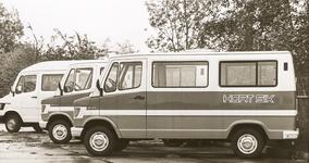 NNC-BM-0031 HortSik-busjes voor personenvervoer van Jonk Cars uit Zuidoostbeemster.