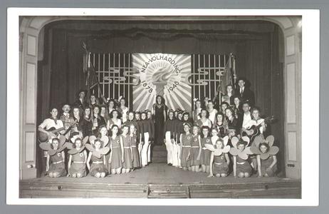 WAT001013264 Nea-Volharding. Revue ter gelegenheid van het 70 jaar bestaan van Nea-Volharding 1878-1948.