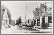 WAT002000746 In 1924 was hier de 'Zaansche Arbeiderscooperatie' gevestigd. Later kruidenierswinkel 'De Eenheid'. In ...
