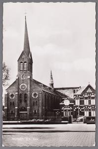 WAT002001377 De Rooms Katholieke H. Maria Magdalenakerk, gebouwd in 1869 ter vervanging van een schuilkerk. De kerk is ...