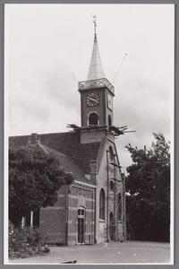 WAT002001720 Restauratie Nederlandse Hervormde Kerk te Wormer.