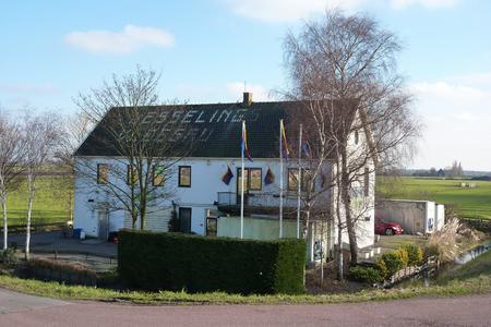 WAT120002724 Hesseling Vlees, voormalige zuivelfabriek De Verwachting, Purmerdijk 12