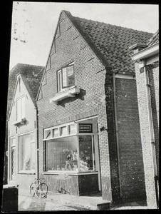WAT050001214 Pand aan de Havenstraat, hoek Oude Steeg