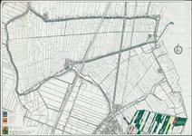 KA2_00020 Vergroting van de topografische kaart 1:50.000 met daarop het noordelijke deel van de Zeevang. Daarop ...