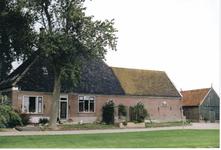 HGOM00000034 Boerderij van Wim Muts en Greta Vink pd vroeger in tweeën bewoond. Boerderij in de staat voor een algehele ...