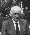 HGOM00000360 Jan Laan pzn, vader van Piet Laan oud-voorzitter Oud-Middelye