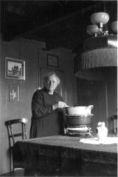 HGOM00000405 Trijntje Hooiberg, vrouw van Jan Bark Mzn. Grootmoeder van Ageeth Greuter-Bark
