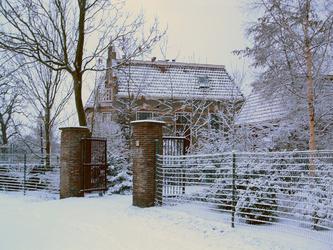 HGOM00000593 Voormalige pastorie Nederlands Hervormde Kerk