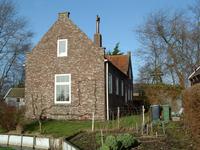 HGOM00000600 Voorgevel Oude kosterswoning. Voor 1865 openbare lagere school.