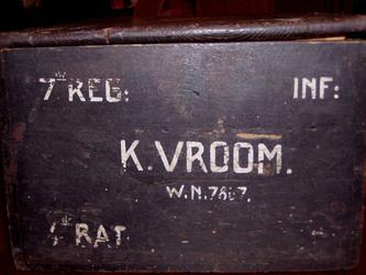 HGOM00001156 legerkist K. Vroom